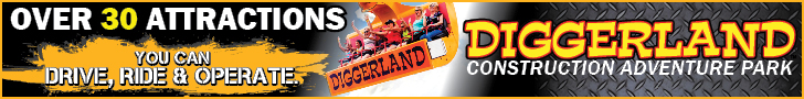 Diggerland Fun things to Do with Kids in NJ