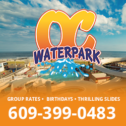 OC Waterpark Kids Party Places in Southern NJ