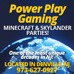 Power Play Gaming Childrens Party Places Morris County NJ