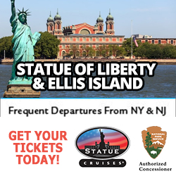 Statue Cruises Fun things to do with Kids in Northern NJ
