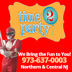 Time 2 Party Kids Party Places Essex County NJ