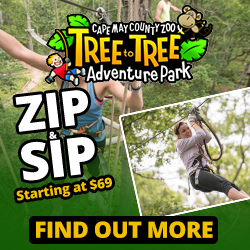 Cape May County Zoo Fun with Kids in Southern NJ
