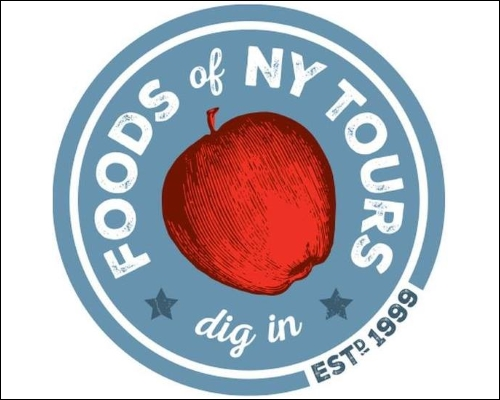 Logo of Foods of NY Tours